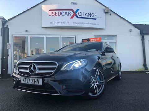 Mercedes-Benz E Class E 350 E Amg Line Saloon 2.0 Automatic Petrol/Electric