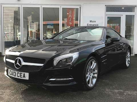 Mercedes-Benz Sl Sl350 Convertible 3.5 Automatic Petrol