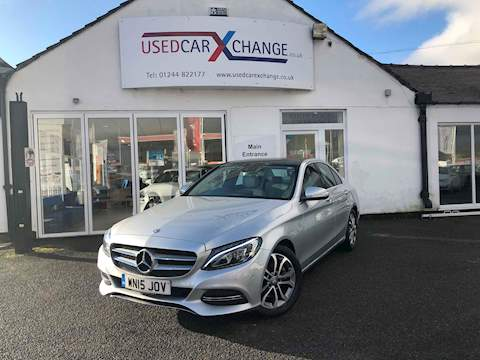 Mercedes-Benz C Class C220 Bluetec Sport Premium Plus Saloon 2.1 Automatic Diesel