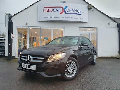 Mercedes-Benz C Class C200 D Se Executive Saloon 1.6 Manual Diesel