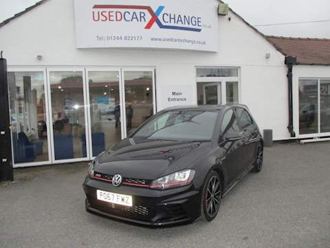 Volkswagen Golf Gti Clubsport S 2.0 5dr Hatchback Manual Petrol