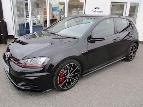 Volkswagen Golf Gti Clubsport S Hatchback 2.0 Manual Petrol