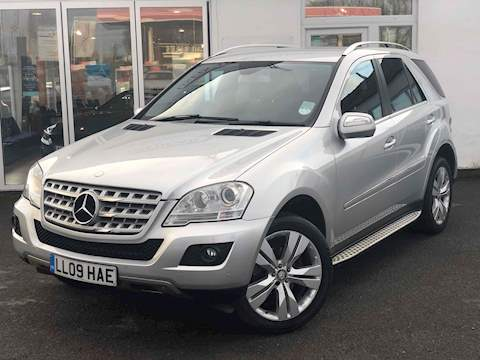 Mercedes M-Class Ml 280 Cdi Sport Estate 3.0 Automatic Diesel