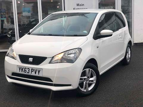 Seat Mii Toca Hatchback 1.0 Manual Petrol