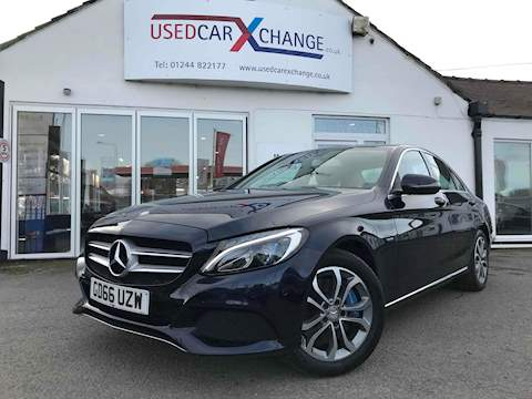 Mercedes-Benz C Class C350 E Sport Saloon 2.0 Automatic Petrol/Electric