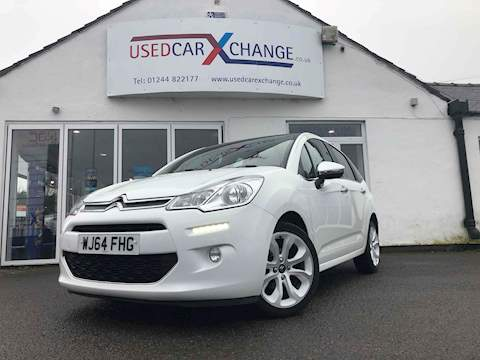Citroen C3 Selection Hatchback 1.2 Manual Petrol