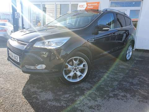 Ford Kuga Titanium X Tdci Hatchback 2.0 Manual Diesel