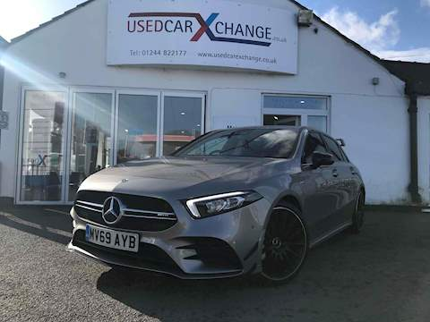 Mercedes-Benz A-Class Amg A 35 4Matic Executive Hatchback 2.0 Automatic Petrol