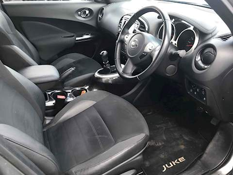 Nissan Juke N-Connecta Dig-T Hatchback 1.2 Manual Petrol