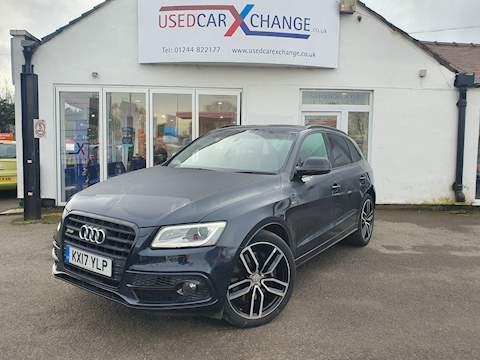 Audi Q5 Sq5 Plus Special Edition Tdi Quattro Estate 3.0 Automatic Diesel