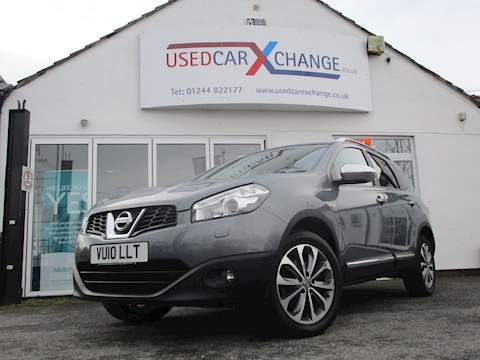 Nissan Qashqai Dci Tekna Plus 2 Hatchback 2.0 Manual Diesel