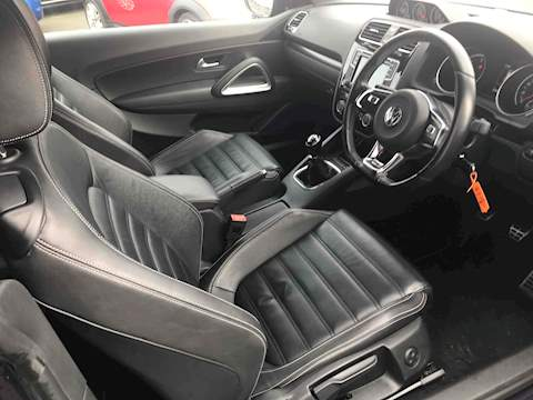 Volkswagen Scirocco R Line Tdi Bluemotion Technology Coupe 2.0 Manual Diesel