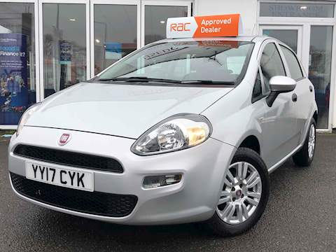 Fiat Punto Pop Plus Hatchback 1.2 Manual Petrol