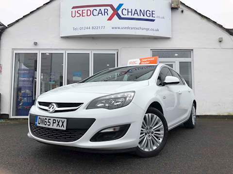 Vauxhall Astra Excite Hatchback 1.4 Manual Petrol