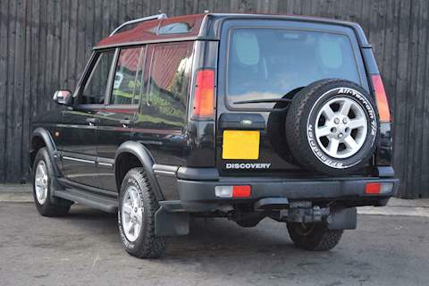 Land Rover Discovery Pursuit TD5  4X4 2.5 Manual Diesel
