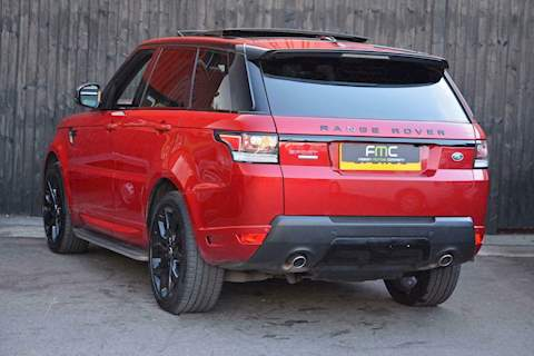 Land Rover Range Rover Sport Autobiography Dynamic   4X4 3.0 Automatic Diesel