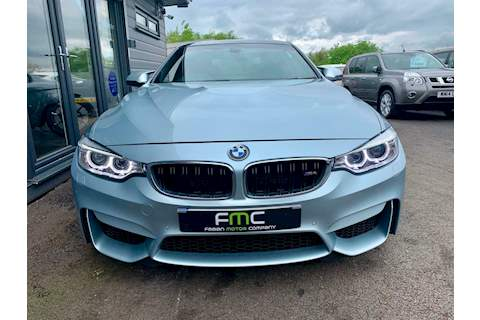 Bmw M4  Coupe 3.0 Semi Auto Petrol