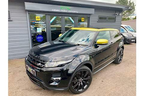 Land Rover Range Rover Evoque Special Edition  4X4 2.2 Automatic Diesel