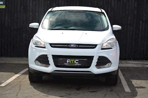 Ford Kuga Zetec 4X4 TDCI  4X4 2.0 Manual Diesel