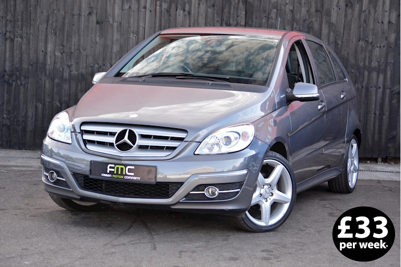 Mercedes-Benz B160 BlueEfficiency Sport  B160 BLUEEFFICIENCY SPORT Mpv 1.5 Manual Petrol