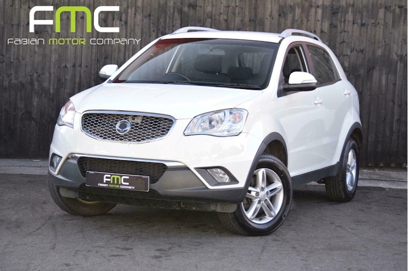 Ssangyong Korando SE Estate 2.0 Manual Diesel