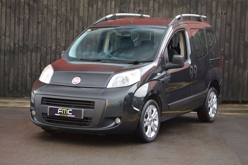 Fiat Qubo Multijet Dynamic Mpv 1.2 Manual Diesel