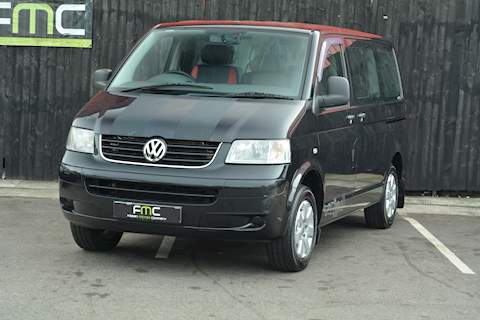 Volkswagen Transporter T30 SWB PD 4 Motion Taxi Minibus 2.5 Manual Diesel