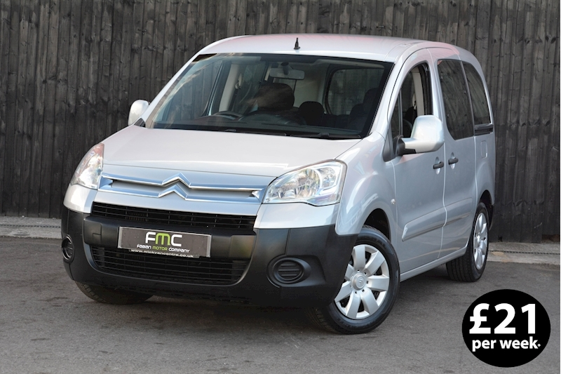 Citroen Berlingo Multispace VT Berlingo Multispace VT   Mpv 1.6 Manual Diesel