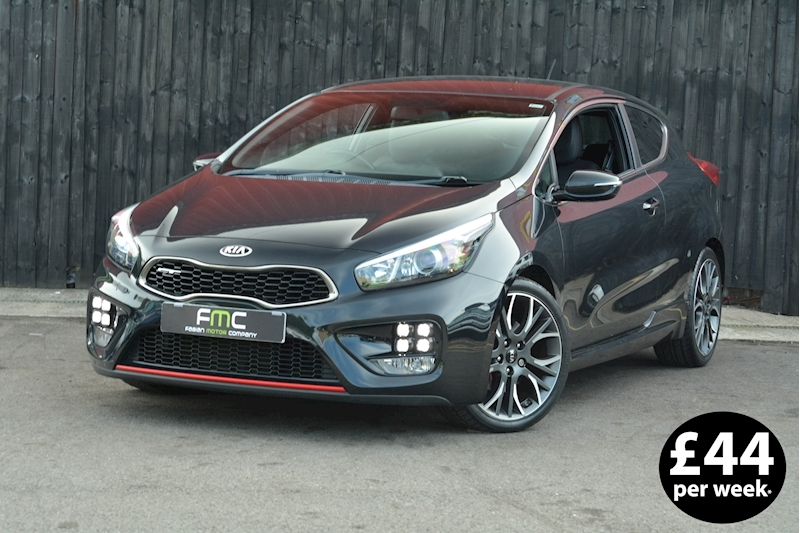 Kia Pro Ceed  GT Hatchback 1.6 Manual Petrol