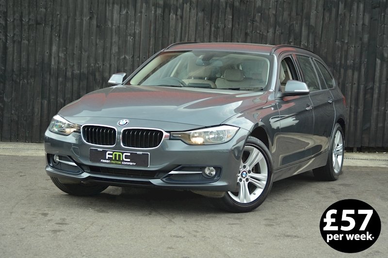 Bmw 3 Series 320D Xdrive Sport Touring Estate 2.0 Manual Diesel