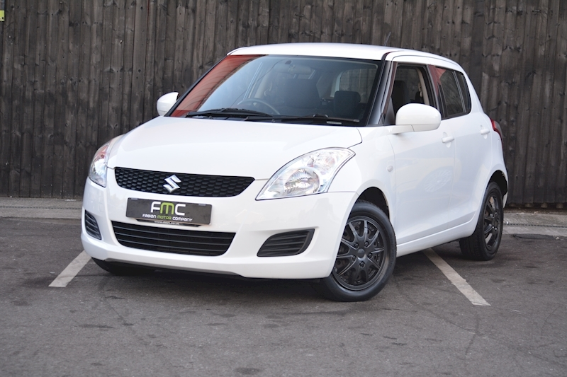 Suzuki Swift Sz2 Hatchback 1.2 Manual Petrol