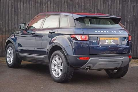 Land Rover Range Rover Evoque Ed4 Pure Tech Estate 2.2 Manual Diesel