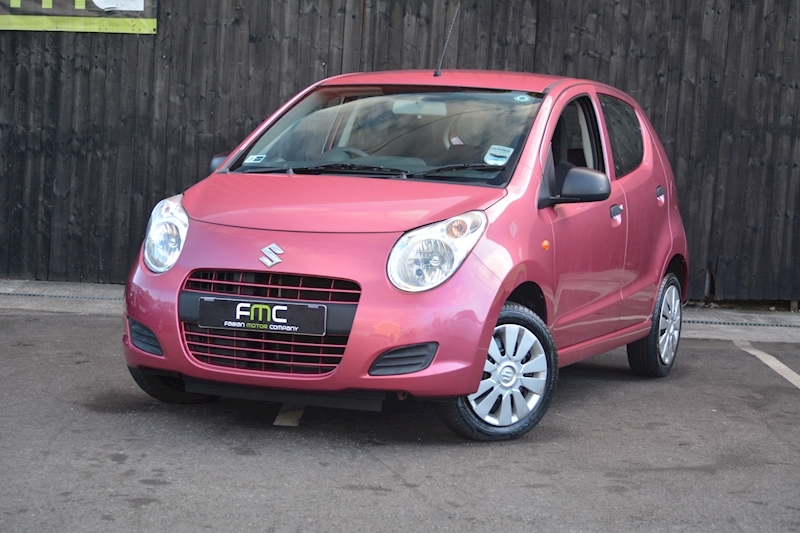 Suzuki Alto Sz Hatchback 1.0 Manual Petrol