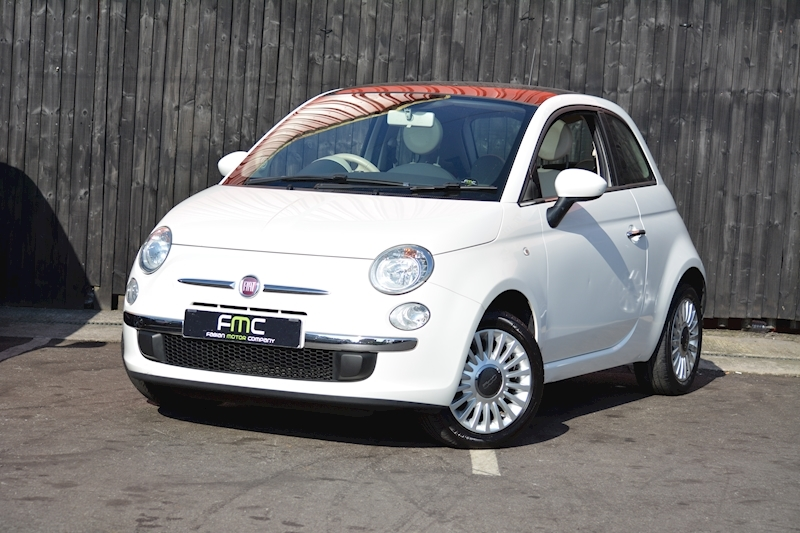 Fiat 500 Lounge Hatchback 1.2 Manual Petrol