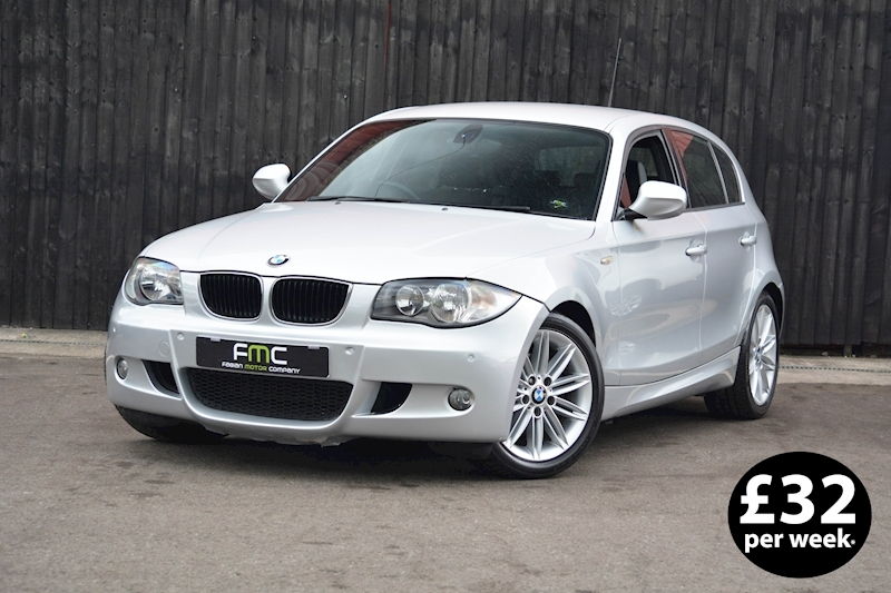 Bmw 1 Series 120D M Sport Hatchback 2.0 Manual Diesel