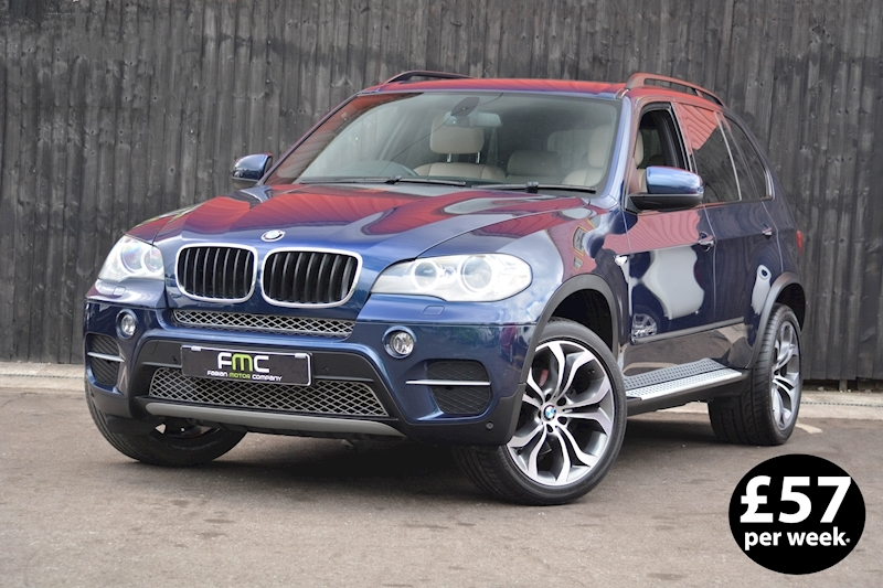 Bmw X5 Xdrive30d Se Estate 3.0 Automatic Diesel