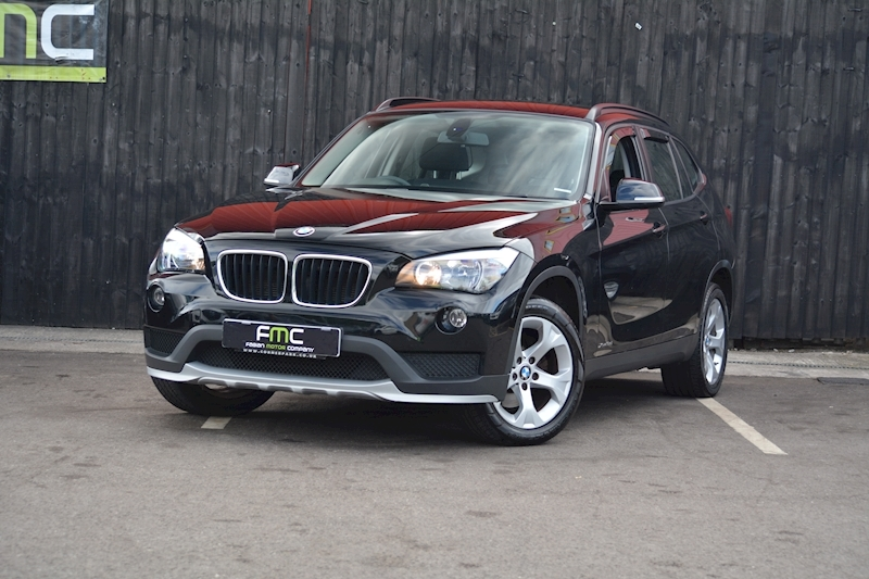 Bmw X1 Xdrive18d Se Estate 2.0 Manual Diesel