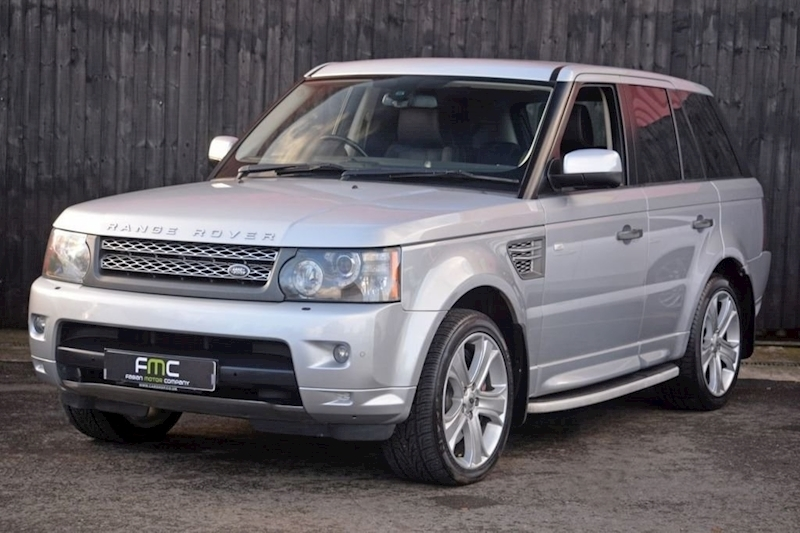 Land Rover Range Rover Sport V8 S/C Hse Estate 5.0 Automatic Petrol