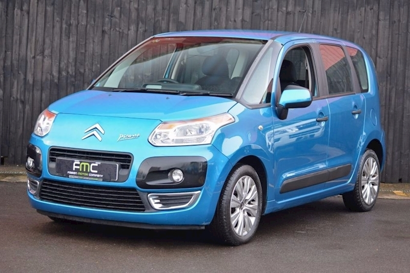 Citroen C3 Hdi Vtr Plus Mpv 1.6 Manual Diesel