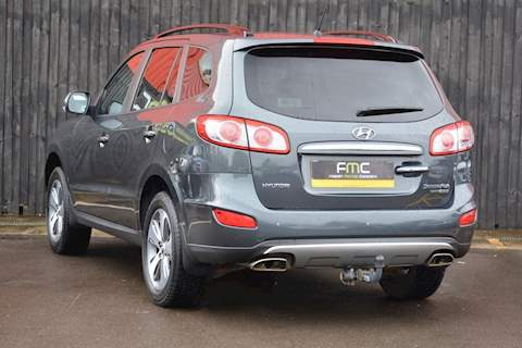 Hyundai Santa Fe Crdi Premium Estate 2.2 Manual Diesel