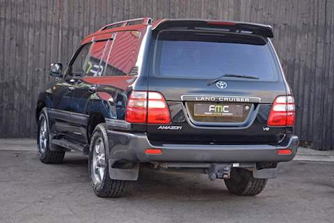 Toyota Land Cruiser Amazon V8 Estate 4.7 Automatic Petrol