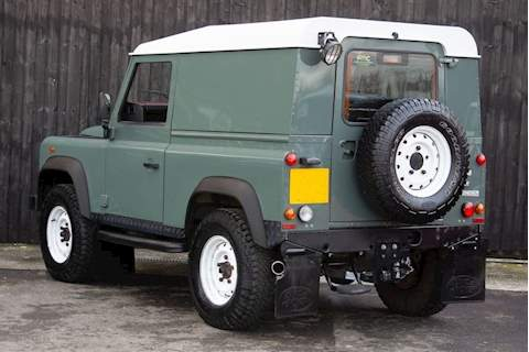 Land Rover Defender 90 Td Hard Top Light 4X4 Utility 2.4 Manual Diesel