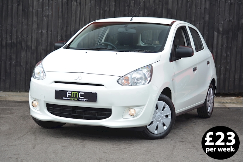 Mitsubishi Mirage 1 Hatchback 1.0 Manual Petrol