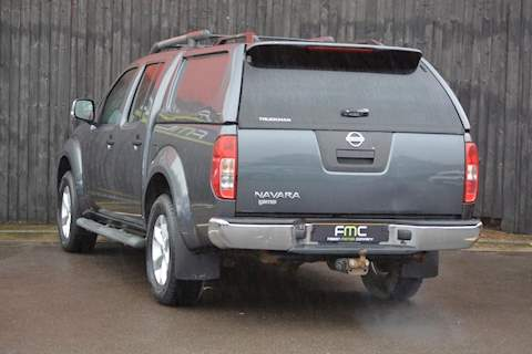 Nissan Navara Dci Tekna 4X4 Dcb Pick-Up 2.5 Manual Diesel