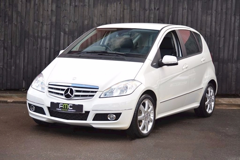 Mercedes A-Class A180 Cdi Avantgarde Se Hatchback 2.0 Manual Diesel