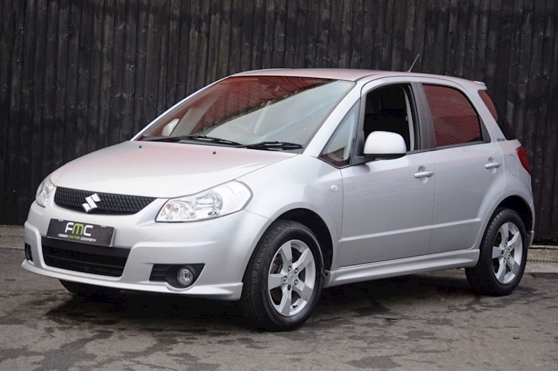 Suzuki Sx4  Aerio Hatchback 1.6 Manual Petrol