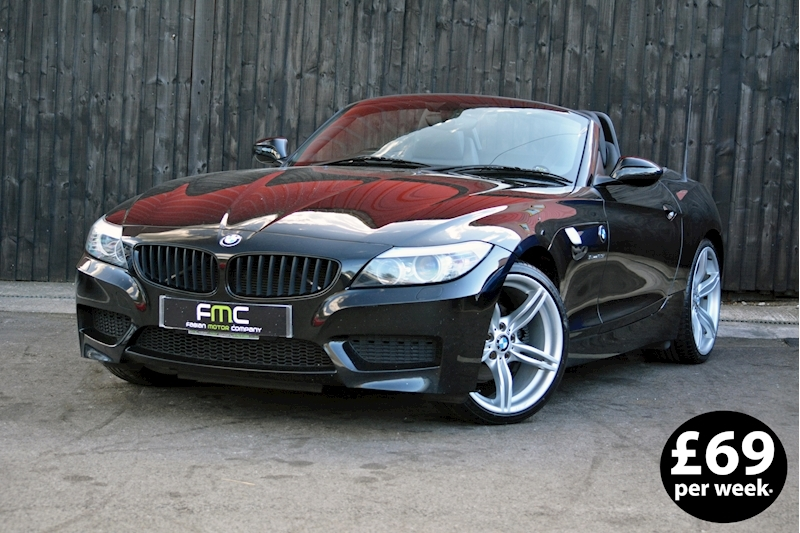 Bmw Z4 Sdrive23i M Sport H-LI  Convertible 2.5 Manual Petrol