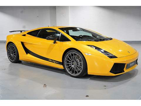 Lamborghini 2007 Lamborghini Gallardo Superleggera 5.0 E-Gear Automoatic Petrol - Giallo Yellow - LHD