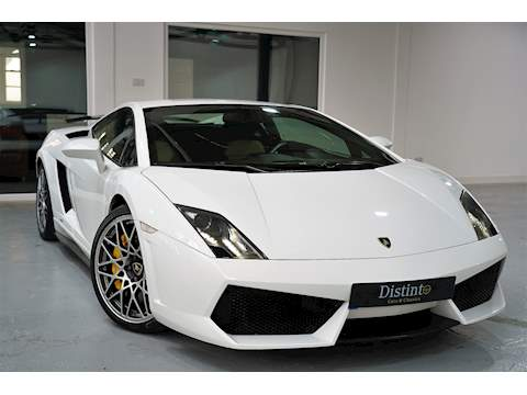 Gallardo Lp 560-4 5.2 2dr Coupe Semi Auto Petrol