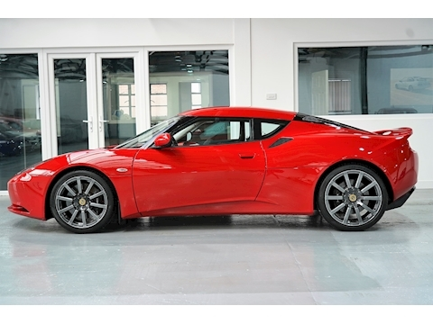 Lotus Evora V6 4 3.5 2dr Coupe Manual Petrol